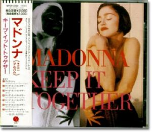 KEEP IT TOGETHER - JAPAN CD (WPCP-3200)